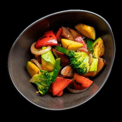 Теріякі овочі