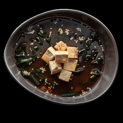 Місо широ з тофу